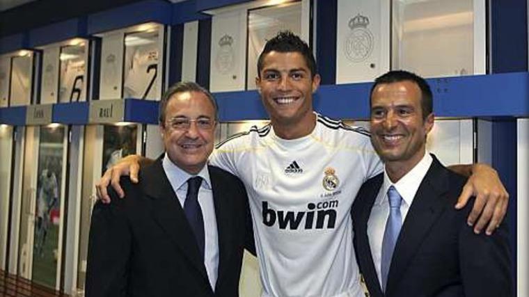 Los patrocinadores del Madrid no quieren que Florentino traspase a Cristiano