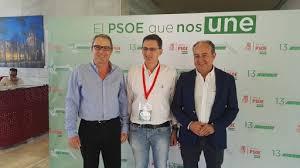 El clan socialista de Almería.