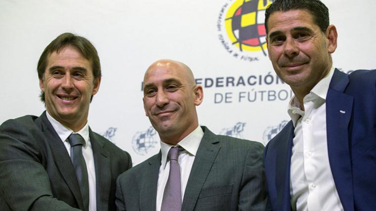 Florentino pone en peligro el papel de España en el Mundial