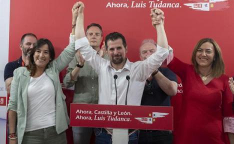 En Castilla y León, Ciudadanos pactará con el PSOE