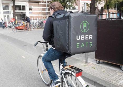 Uber Eats estará presente en varias ciudades españolas a finales de este año