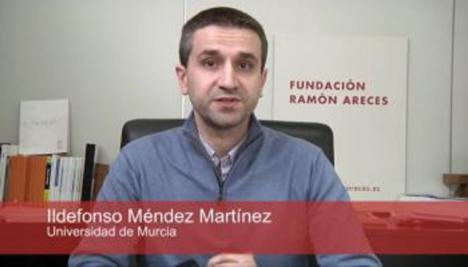 El profesor de la Universidad de Murcia, Ildefonso Méndez, hablará, este jueves, en Lorca sobre 'Cómo educar en el siglo XXI: Pautas para padres y maestros'