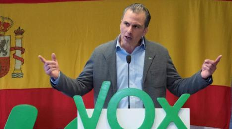 Vox comunica que Javier Ortega Smith da positivo en coronavirus