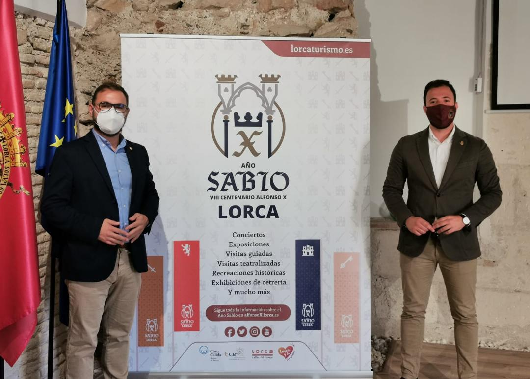 El legado del Rey Alfonso X en Lorca será la propuesta del municipio para FITUR 2021 que se celebra del 19 al 23 de Mayo