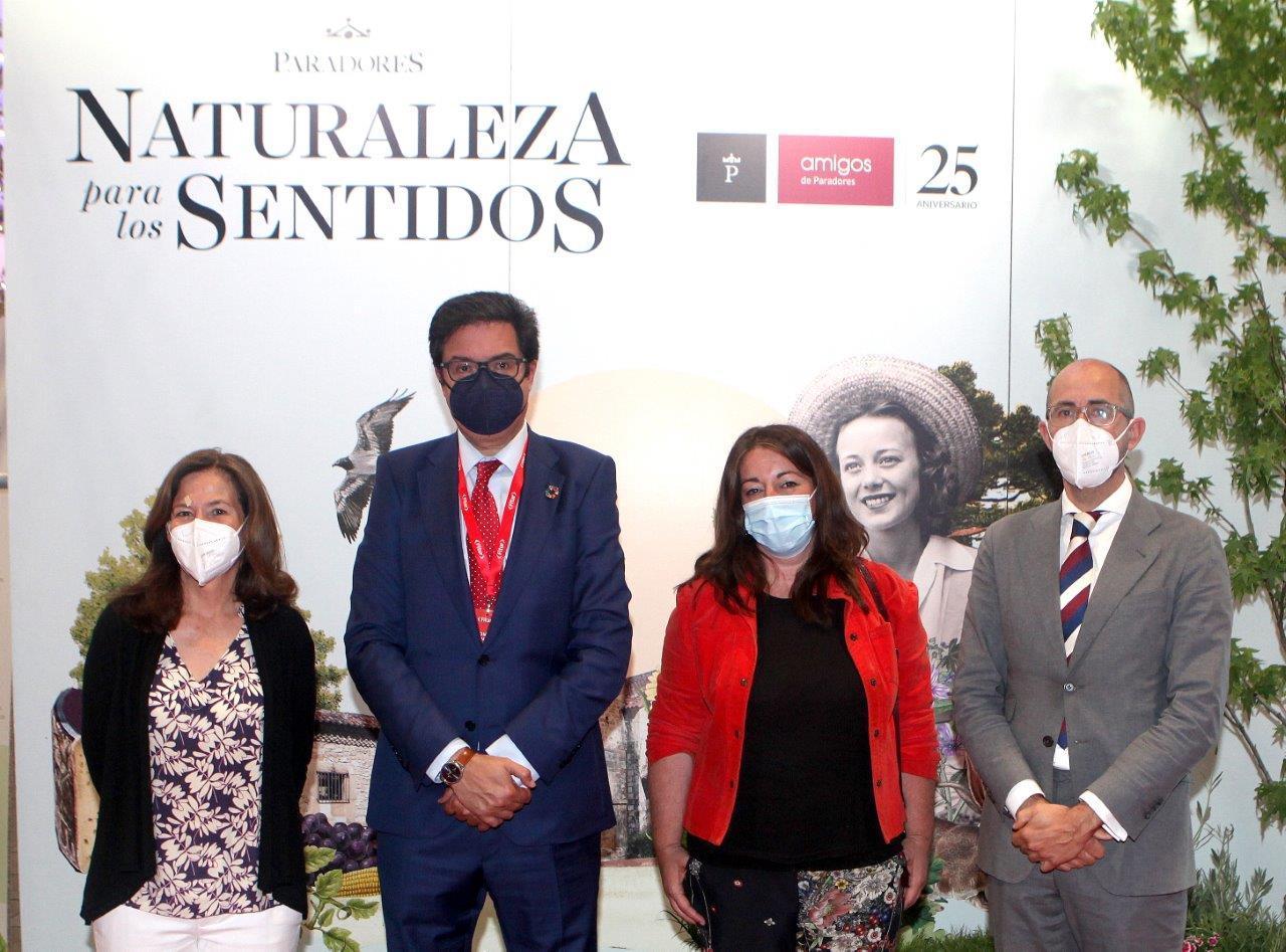 """Paradores presenta """"Naturaleza para los sentidos"""", su programa de experiencias sostenibles"""