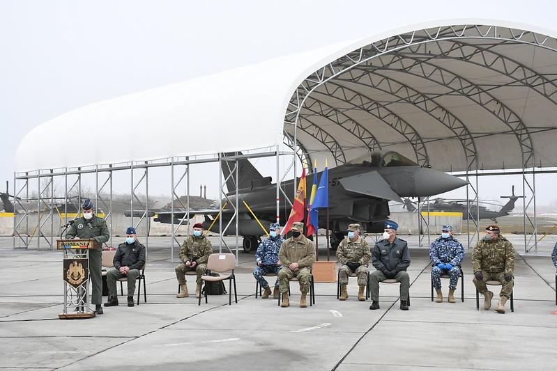 """""""DEFENSA AÉREA INTEGRADA OTAN"""", por el Coronel del EA Manuel María Jiménez Rodríguez, miembro de la Asociación Española de Militares Escritores"""