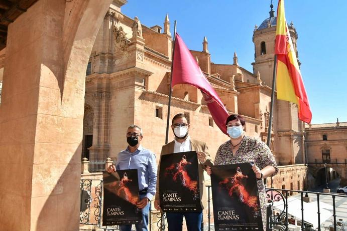 La Ermita del Calvario de Lorca acogerá la prueba selectiva del LX Festival Internacional del Cante de las Minas el sábado 12 de Junio