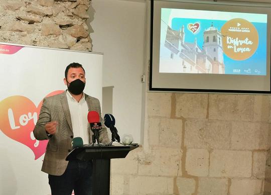 Lorca impulsará el turismo a través de un nuevo vídeo promocional que recoge la rica oferta diversificada de todo el municipio