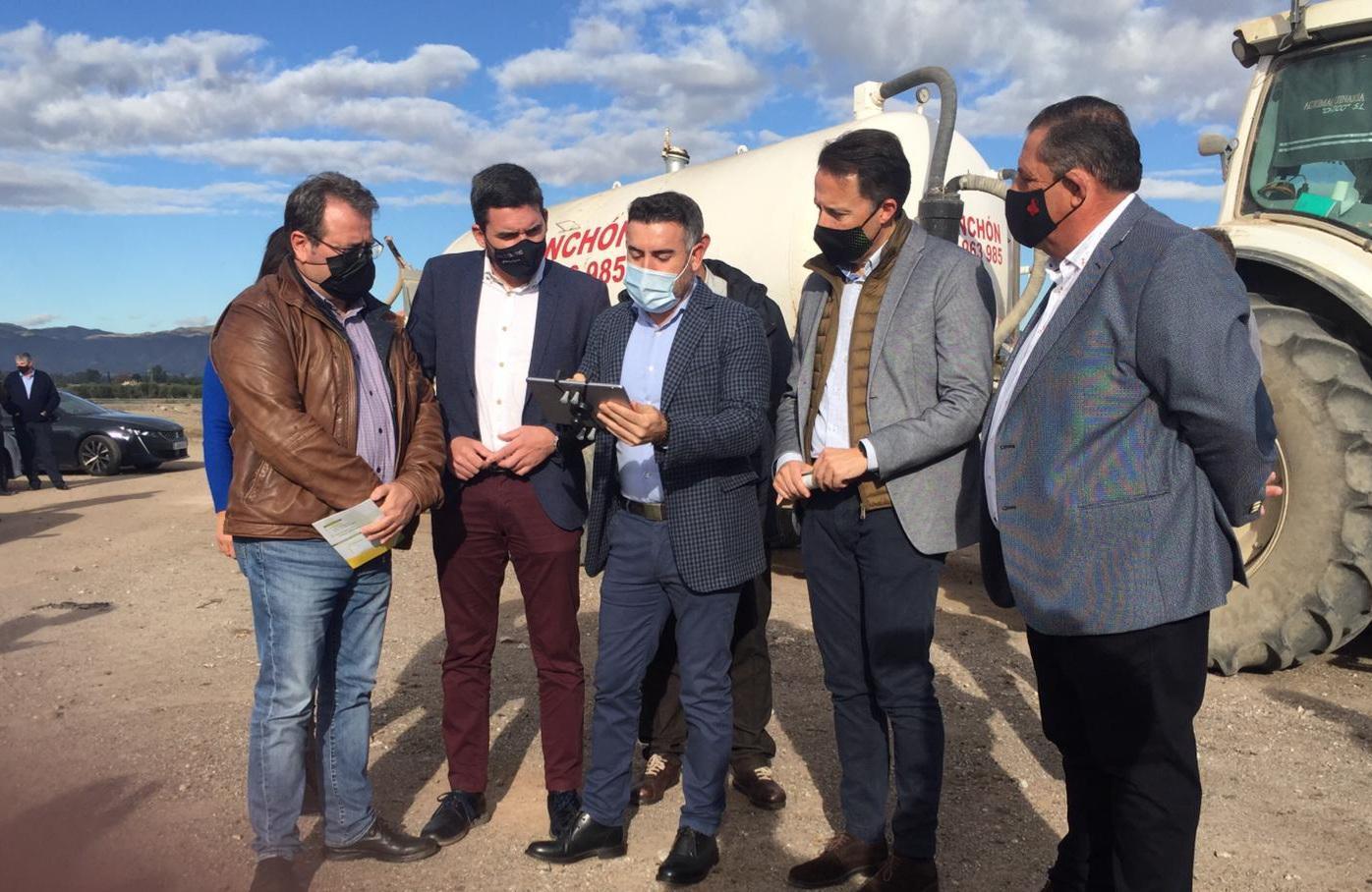 El Ayuntamiento de Lorca celebra la creación de la cooperativa GESALOR que se dedicará a la conversión de purines en abono orgánico y ecológico