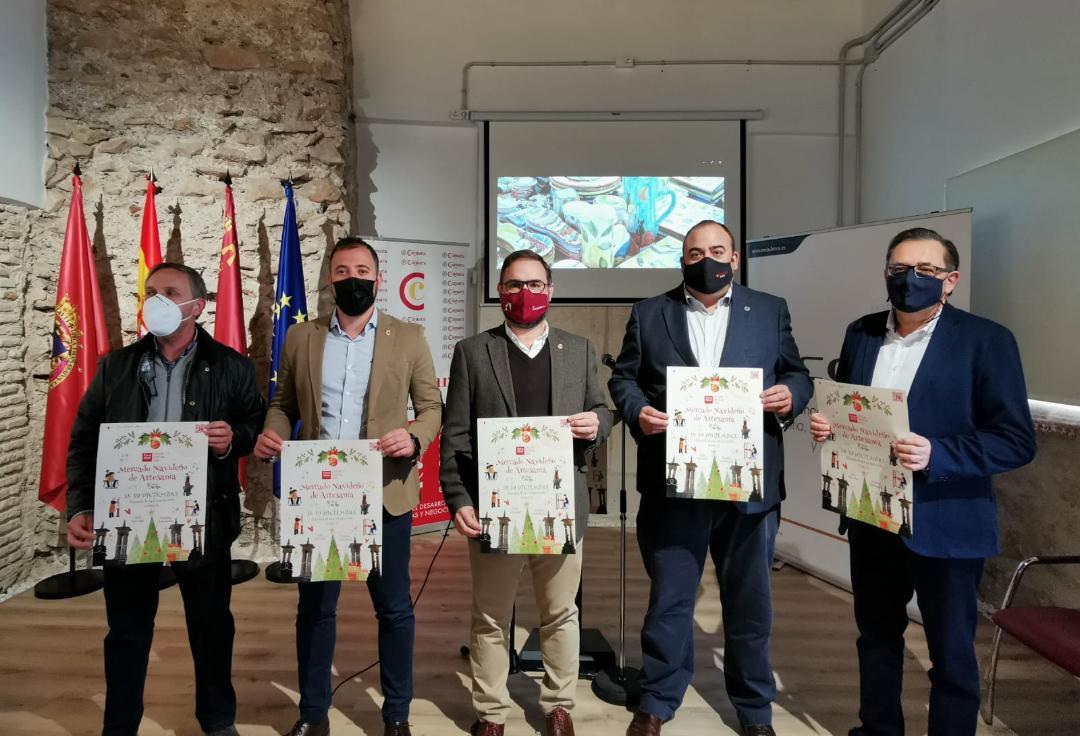 Lorca acogerá el primer Mercado Navideño de Artesanía, los días 18 y 19 de Diciembre, en una edición Especial de FERAMUR 2020