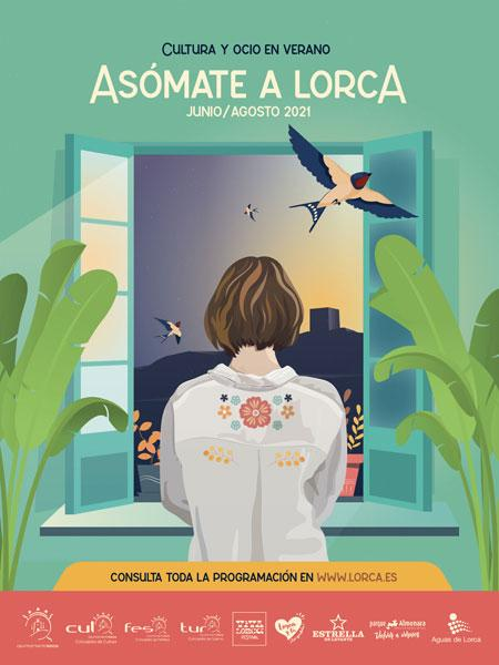 Cerca de 6.000 personas han disfrutado de la segunda edición del festival 'Asómate a Lorca' durante los meses de Junio y Julio