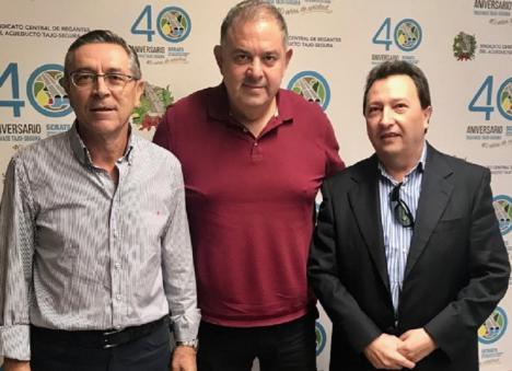 La Mesa del Agua de Almería apoyará las movilizaciones aprobadas por el Sindicato Central de Regantes tras la suspensión del trasvase Tajo-Segura