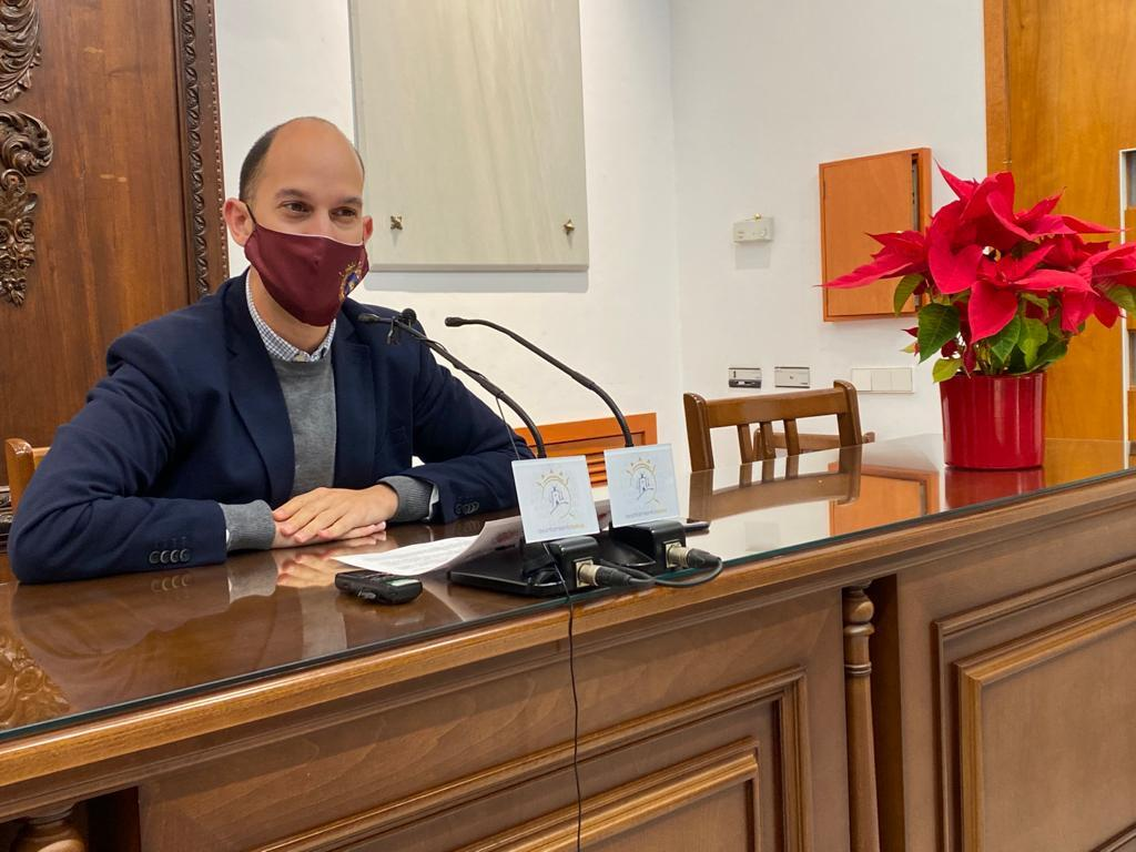El Ayuntamiento de Lorca pone de nuevo a disposición de la Comunidad Autónoma de Murcia todos los recursos municipales disponibles para ayudar en la estrategia de vacunación frente a la Covid