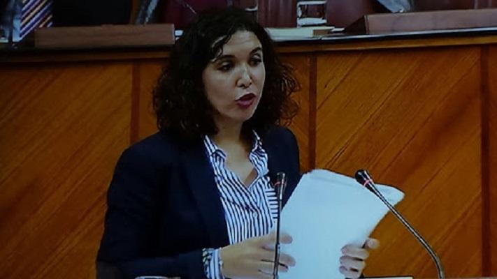 """(PSOE) Noelia Ruiz: """"Sr. Bravo tendría que pedirles disculpas a los trabajadores por el conflicto laboral que Ud. tiene en VEIASA"""""""
