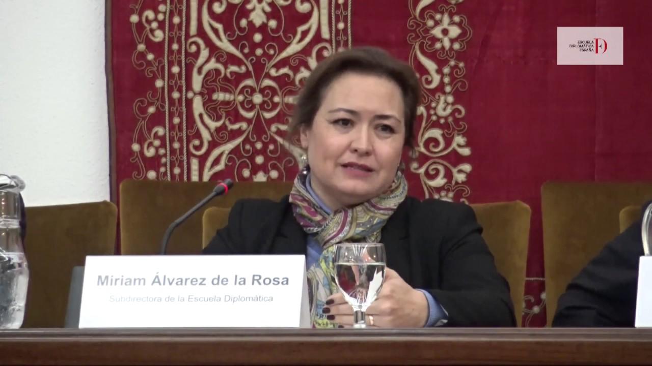 """'Hacia una Europa de la Defensa más integrada: la PCSD y la OTAN"""", por Miriam Álvarez de la Rosa Rodríguez, Consejera de Embajada de España en Lisboa"""