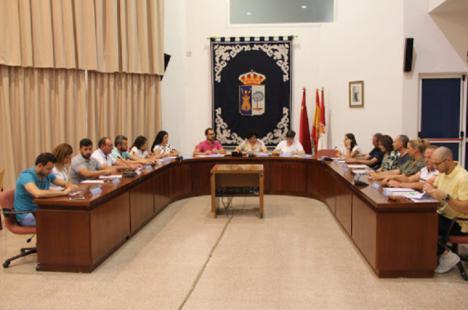 El pleno del Ayuntamiento de Puerto Lumbreras aprueba de forma definitiva los presupuestos de 2020