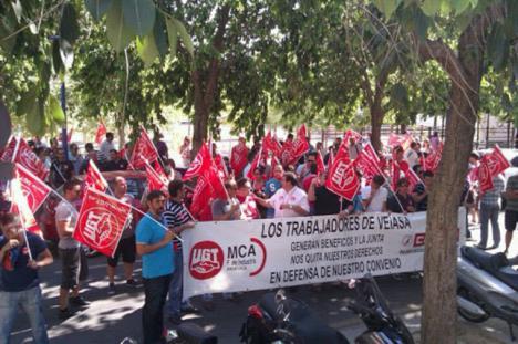 Nueva victoria sindical que obliga a la Dirección de VEIASA a convocar la Mesa Negociadora del Convenio Colectivo