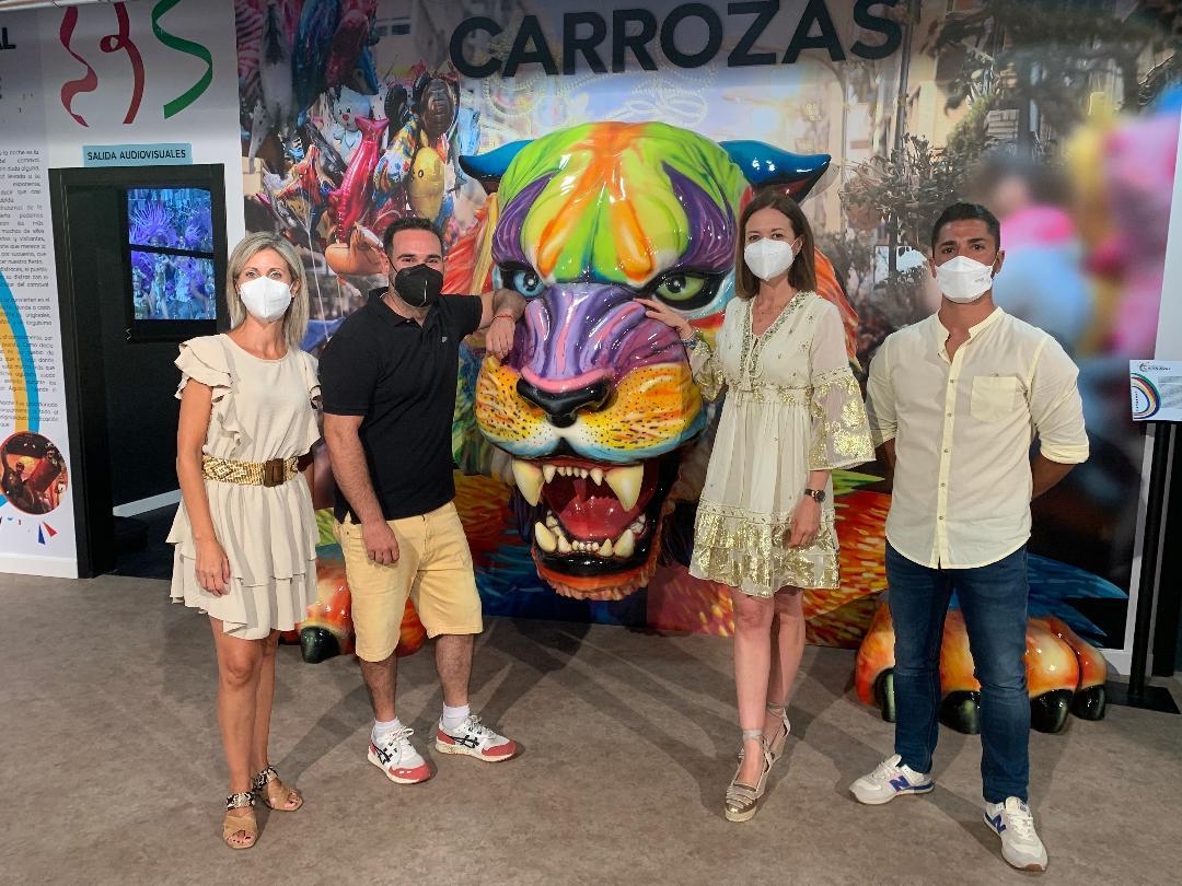 Águilas ya tiene su Museo del Carnaval
