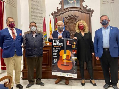 La Plaza de Calderón de Lorca acogerá este próximo sábado una gala de cante y baile flamenco titulada 'Otoño Flamenco Ciudad del Sol'