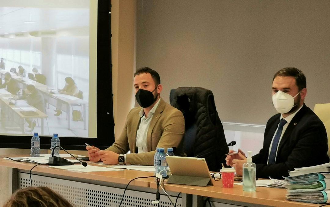"""Ciudadanos Lorca exige """"un compromiso ético"""" que fuerce la dimisión o el cese de los cargos públicos que se salten el protocolo de vacunación"""