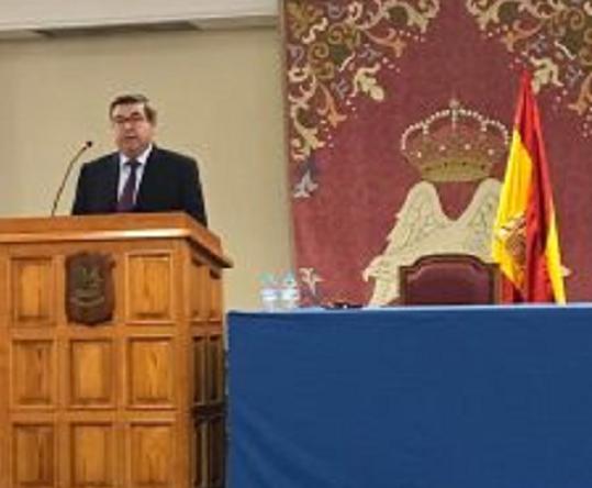 'La cooperación internacional para el desarrollo como instrumento de la seguridad global'. (Resumen), por Dr. Fernando Noguera Gómez Profesor del Centro Universitario de la Defensa
