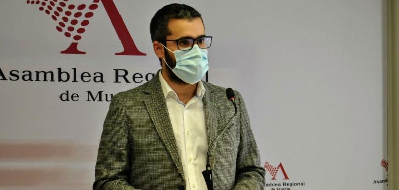"""El PSRM pide la dimisión del Concejal Felipe Coello por vacunarse """"saltándose el protocolo"""""""