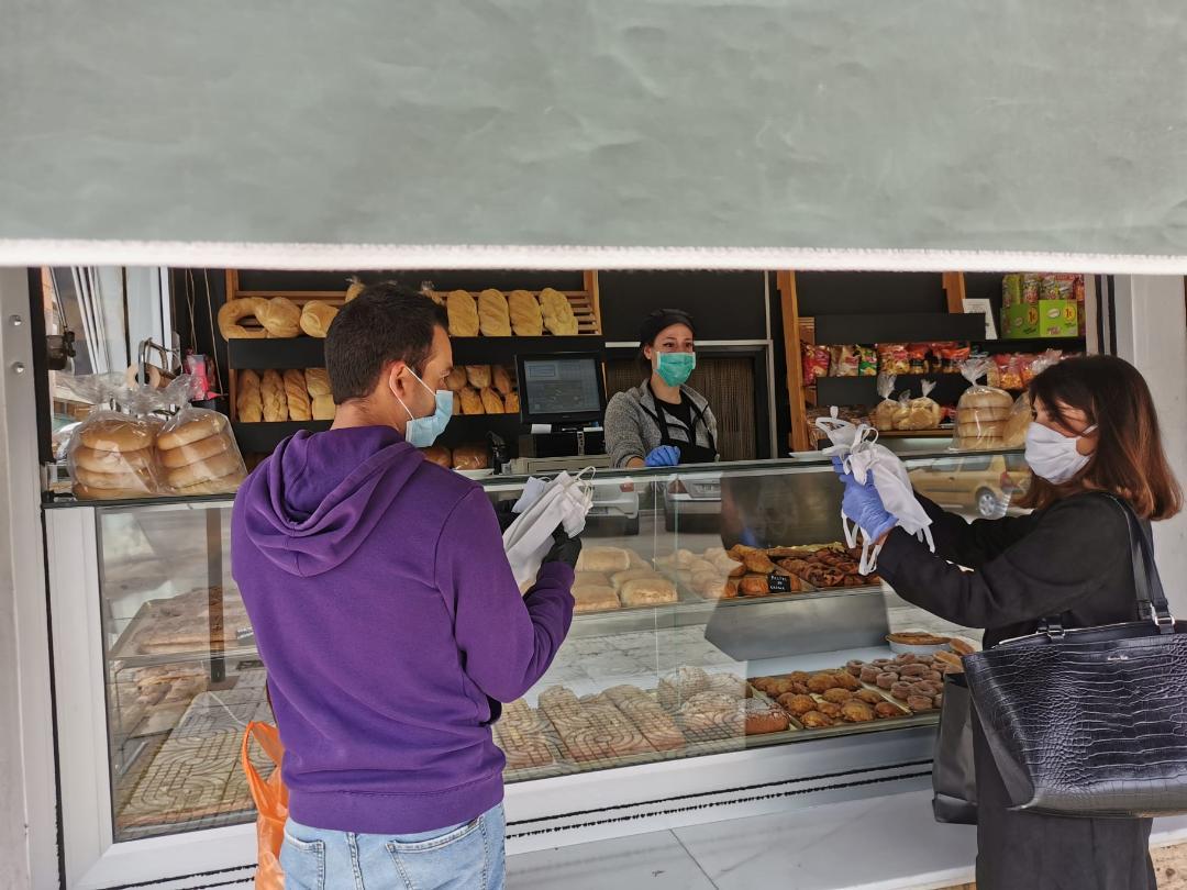 La Concejalía de Comercio llevó a cabo en 2020 más de 50 actuaciones para fomentar el consumo local y potenciar la reactivación económica de Puerto Lumbreras ante la COVID19