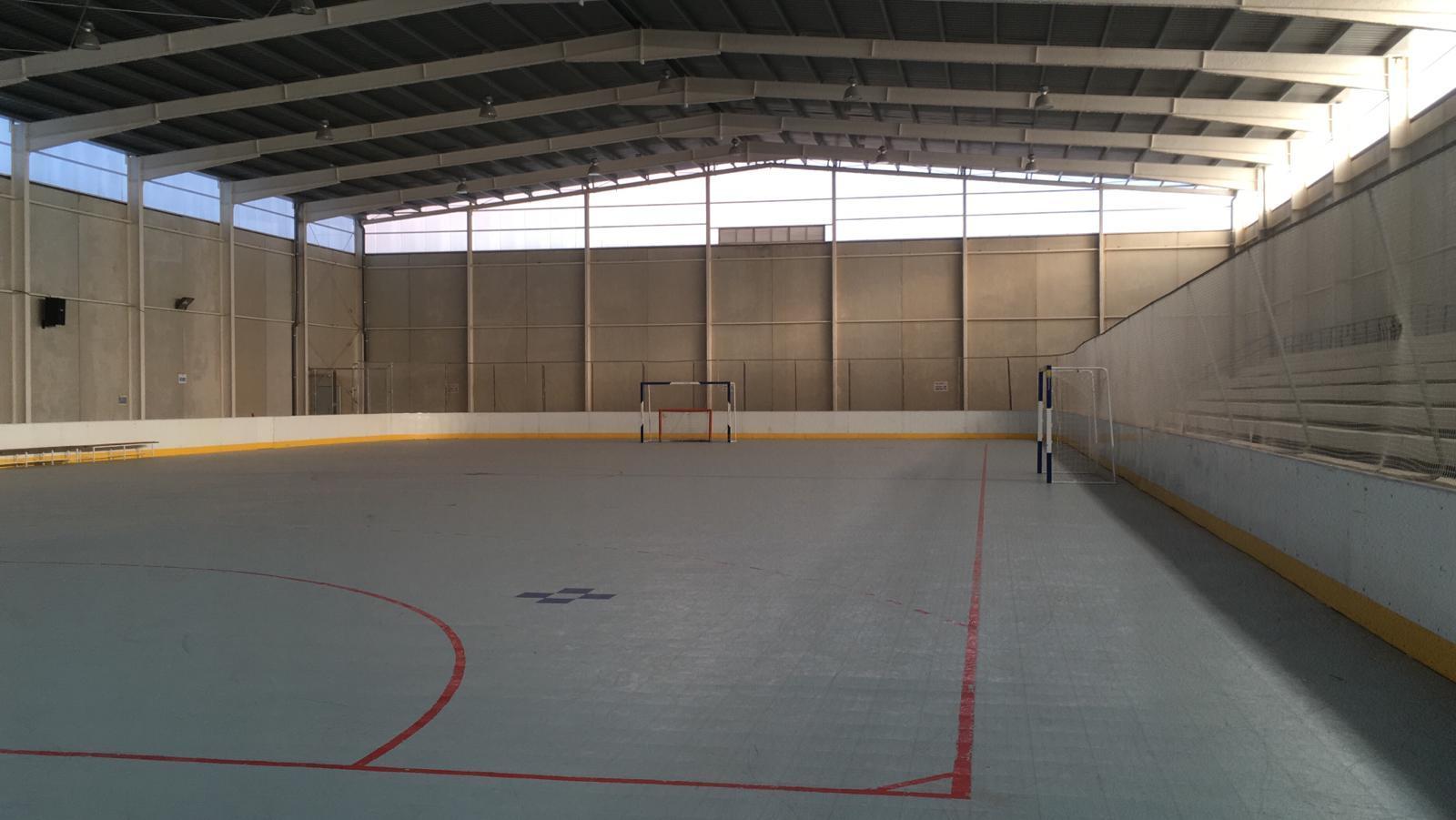 El Ayuntamiento de Águilas pone a disposición de Salud el Pabellón de Hockey municipal para habilitar un punto de vacunación