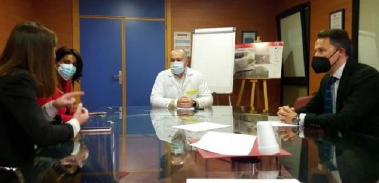 """PP: """"Todo preparado en Lorca para desarrollar el plan regional de vacunación masiva, a la espera de que el Gobierno central envíe las vacunas que hacen falta"""