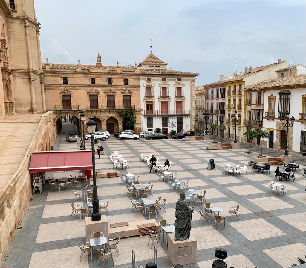 """El mes de Febrero cierra en Lorca con """"un leve incremento"""" de la tasa de desempleo en el municipio"""