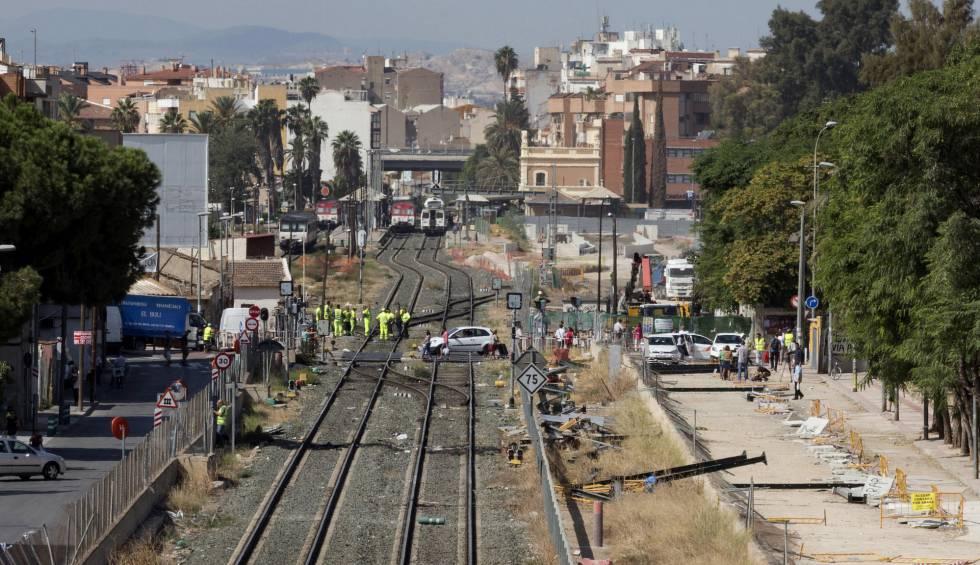 """Pedro López: """"La apuesta del actual Gobierno de España por la modernización de la red ferroviaria en la Región es incuestionable"""""""