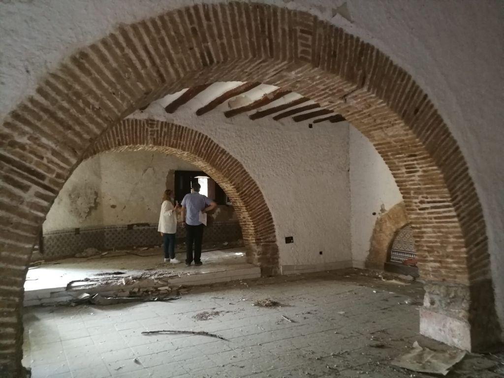 El Ayuntamiento de Lorca adjudica las obras de consolidación, reparación y rehabilitación estructural del Molino del Escarambrujo