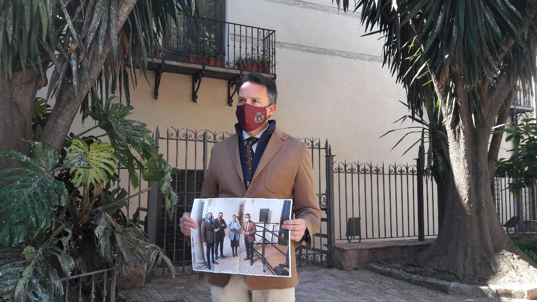 """Fulgencio Gil: """"Mateos y Morales provocaron que se firmara en Lorca el """"Pacto de los Codazos, urdido en las cloacas del sanchismo, porque estaban en el ajo"""