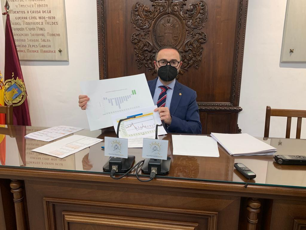 El Ayuntamiento de Lorca cerró el presupuesto de 2020 con un desplome de 6,8 millones de euros en la recaudación debido a los efectos de la pandemia