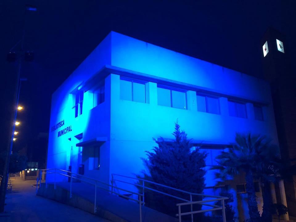 Puerto Lumbreras se iluminará de azul este viernes por el Día Mundial del Autismo