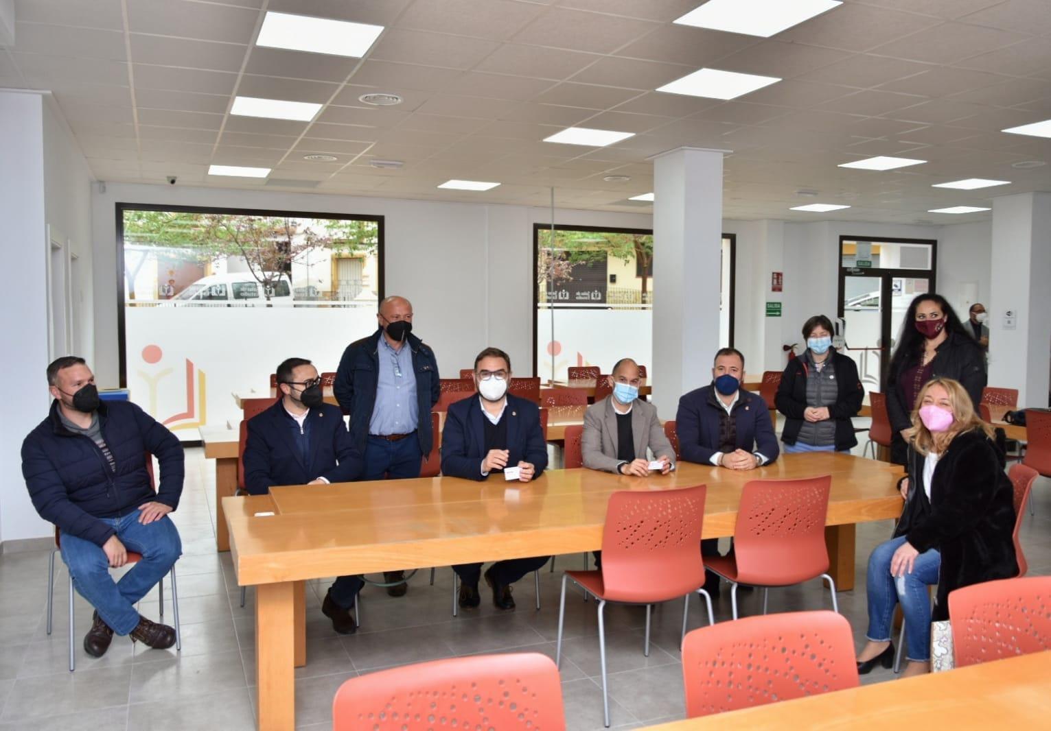 El Ayuntamiento de Lorca inaugura la primera sala de estudio autogestionada del municipio, situada en pleno casco histórico
