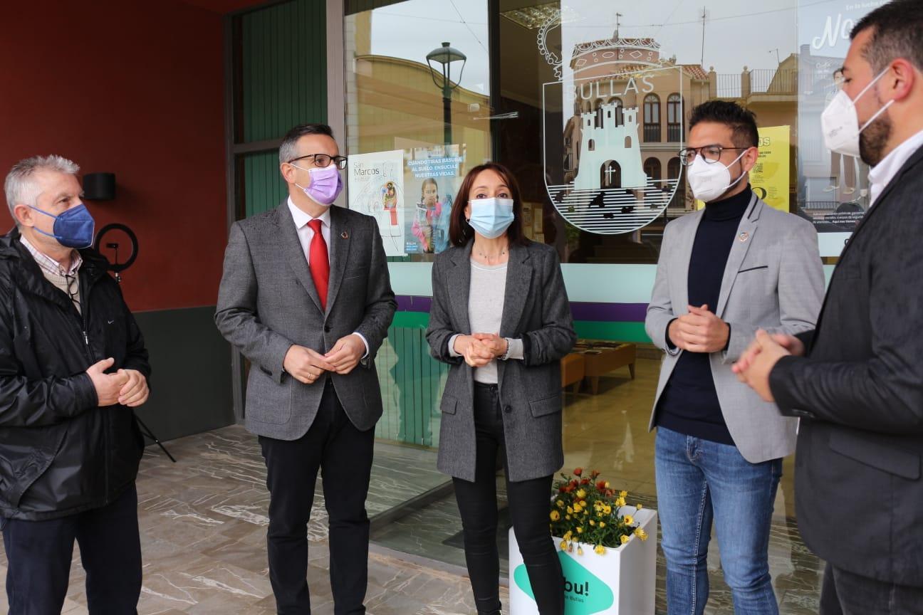 """Diego Conesa: """"La falta de coordinación y de información a la ciudadanía por parte del Gobierno tránsfuga está provocando el caos en la vacunación"""""""