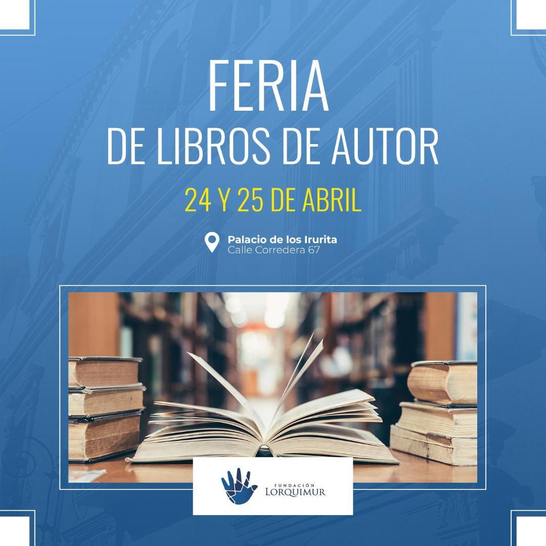 La Fundación Lorquimur organiza la I Feria del Libro