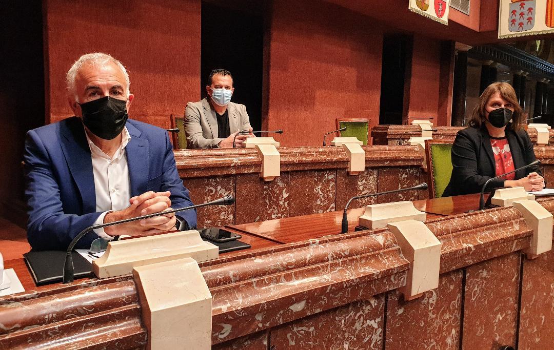 """Martínez Baños: """"El mayor hachazo al trasvase Tajo-Segura lo dio el PP en 2013"""""""