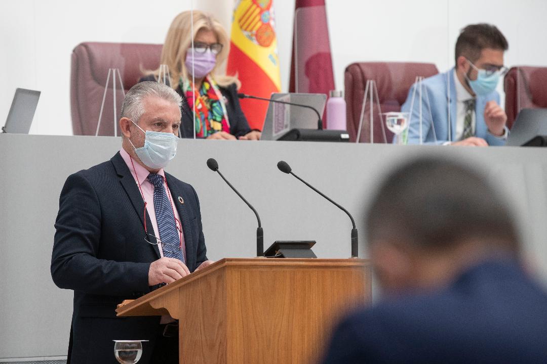 El PSRM exige al Gobierno regional que ponga en marcha de inmediato el Plan de Prevención del Suicidio que se aprobó por unanimidad en la Asamblea