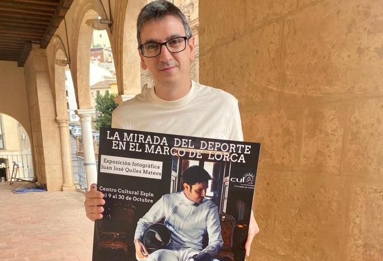 El Fondo Cultural Espín acoge este mes de Octubre la exposición fotográfica 'La mirada del deporte en el marco de Lorca', enmarcada dentro de los Juegos Deportivos del Guadalentín