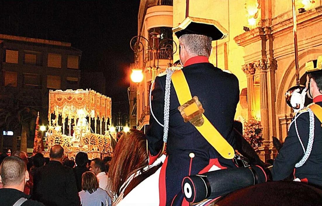 El PP propondrá dedicar la antigua Plaza de Abastos al artista y diseñador de la Semana Santa de Lorca, Joaquín Castellar