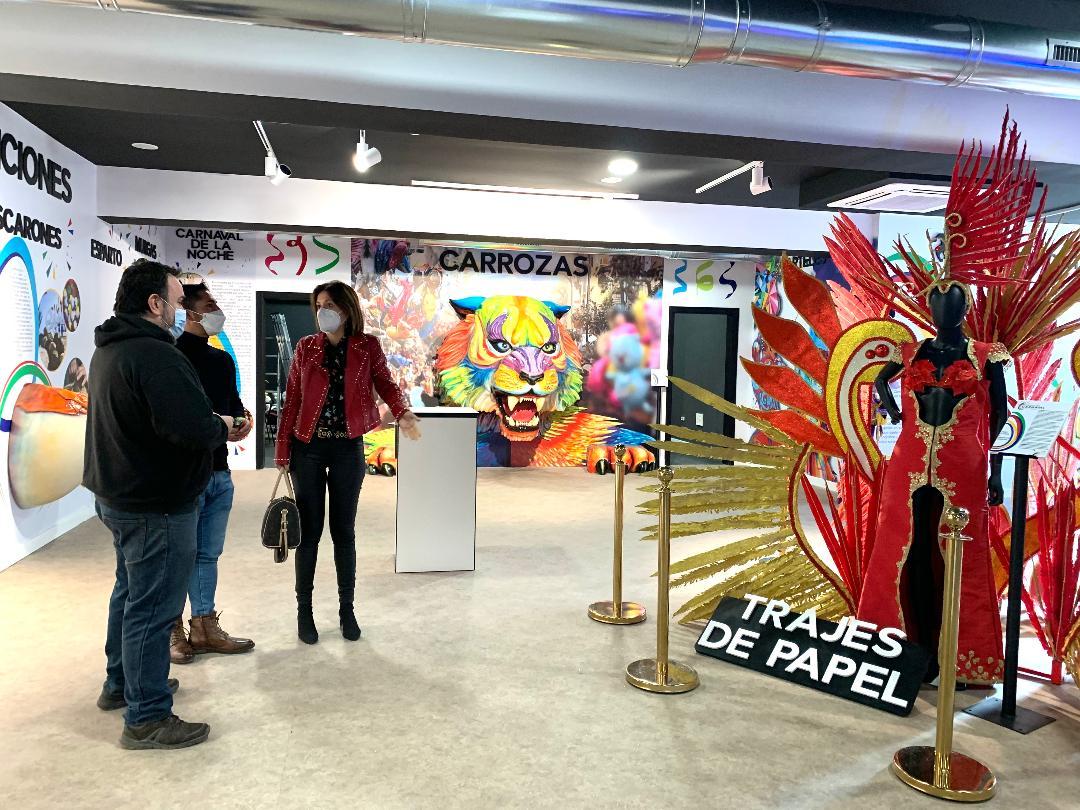 Finalizan las obras del Museo del Carnaval de Águilas