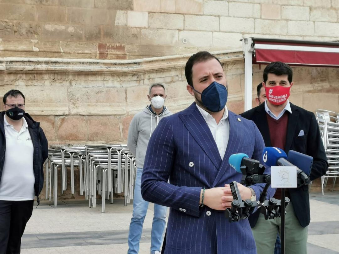 """La Concejalía de Economía """"aumenta más del triple"""" la inversión a la hostelería de Lorca"""