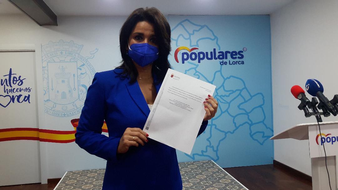 El PP de Lorca publica los datos de vacunación de sus concejales e invita a todos los grupos políticos a hacer lo mismo como signo de transparencia y ejemplaridad
