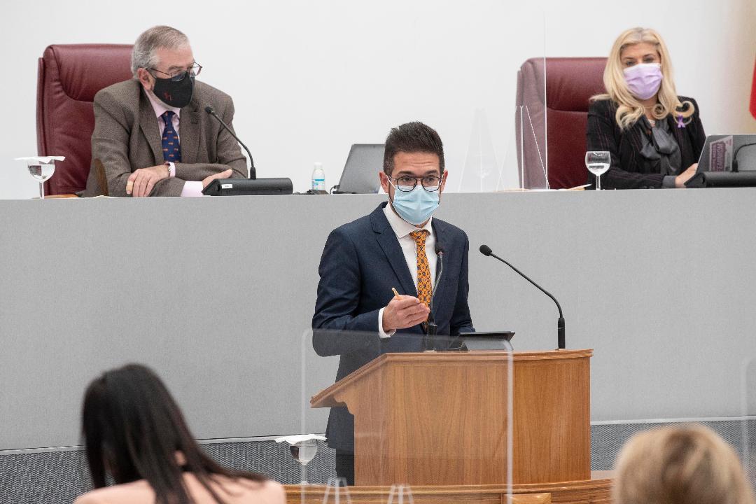"""El PSOE """"consigue"""" aprobar en la Asamblea una iniciativa para fomentar y reforzar la educación afectivo-sexual en las aulas y el respeto a la igualdad"""
