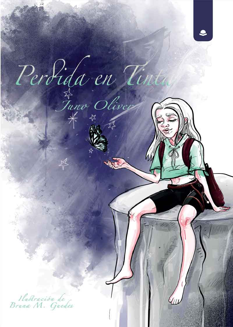 'Perdida en tinta' es una novela llena de dramatismo que promete atrapar al lector desde el primer momento.