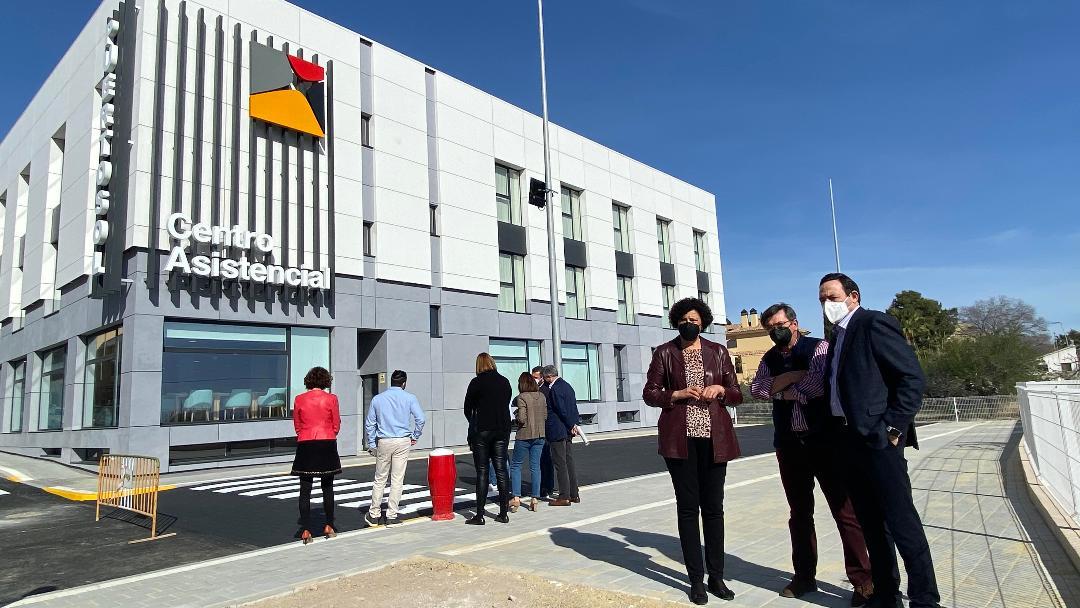 La nueva Residencia de Mayores de Puerto Lumbreras ultima su apertura tras recibir la Autorización Administrativa de funcionamiento por parte de la Comunidad Autónoma