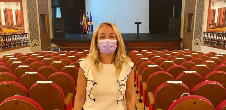 El Ayuntamiento de Lorca pondrá hoy a la venta de manera online, 82 nuevas entradas para la actuación de la cómica Martita de Graná de este jueves, 7 de Octubre