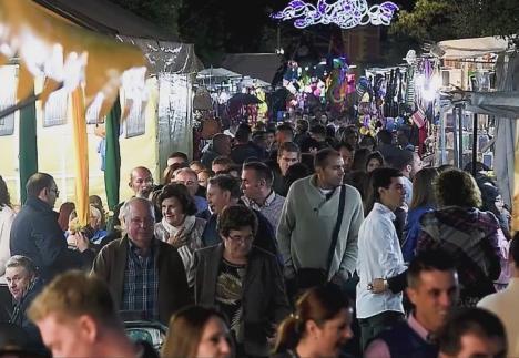 """PSOE de Albox denuncia la ocultación y falta de transparencia en los gastos de la Feria del """"OPACO! Torrecillas"""